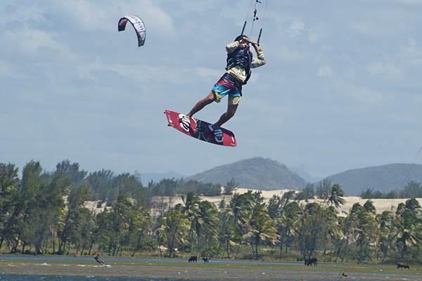 kite jump kite cumbuco