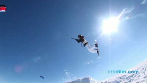 Snowkite Film